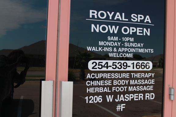 Backpage Killeen Tx >> Royal Spa Killeen Tx 76549 Licensed Massage Therapists