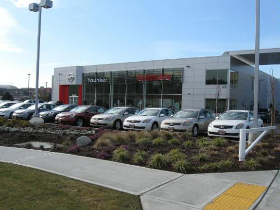 Younker Nissan | Renton, WA 98057 | Car Dealers