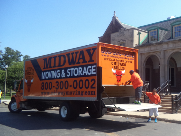 Midway Moving Storage